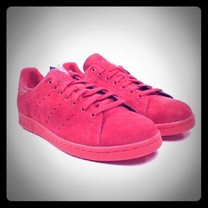 Adidas Stan Smith Red on Red!